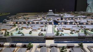 江戸時代の小倉城